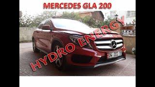 Mercedes GLA 200 AMg hidrojen yakıt sistem montajı
