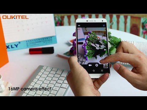 "OUKITEL U11 Plus first hands on-5.7""FHD, 4GB RAM, 3700mAh, dual 16MP cameras"