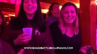 Shake Rattle & Roll Dueling Pianos Video of the Week - Dutch Apple Cruises!