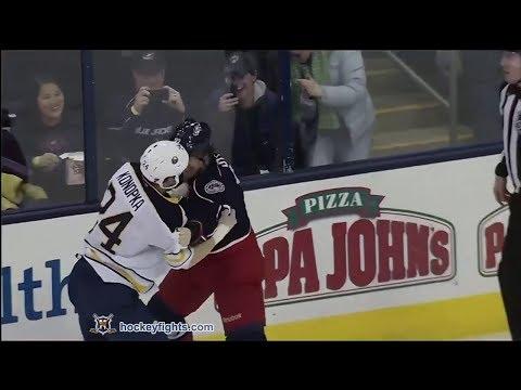 Cody Bass vs. Zenon Konopka