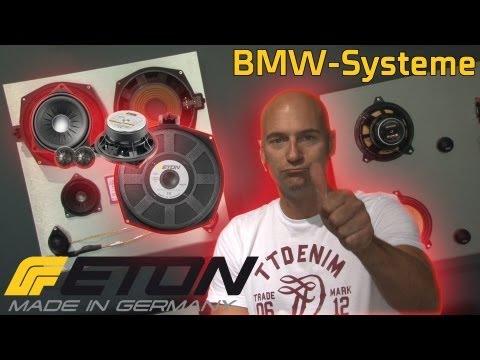 BMW Lautsprecher-Systeme von Eton || So wirds gemacht || ARS24.COM