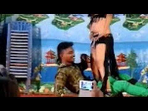 Latest Tamilnadu Village Record Dance 2016   Adal Padal Dance