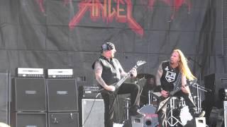 DARK ANGEL - NEVER TO RISE AGAIN Hellfest 2014