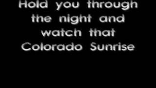 3OH!3 | Colorado Sunrise | *Lyrics*