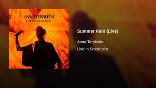 Summer Rain (Live)