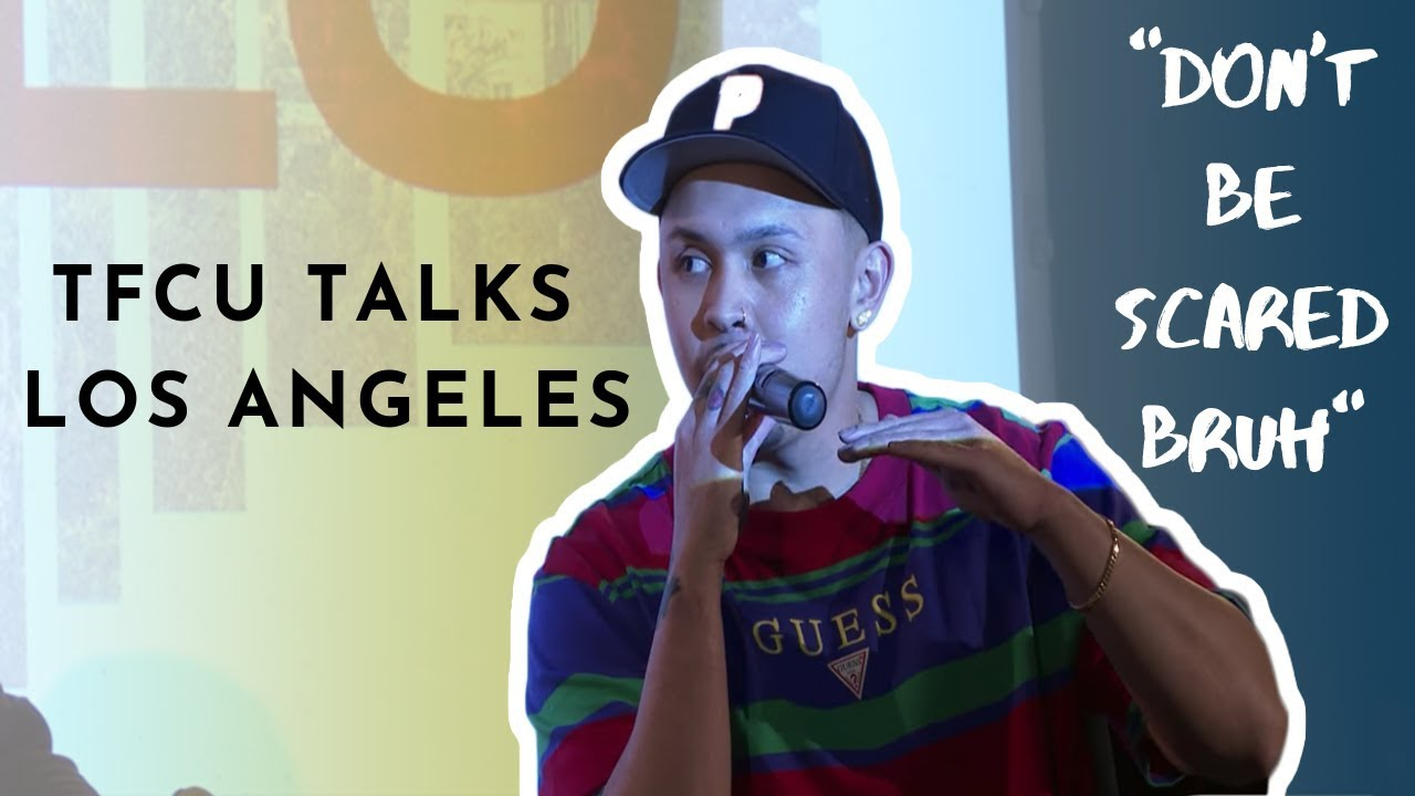 P-LO | TFCU Talks: Los Angeles