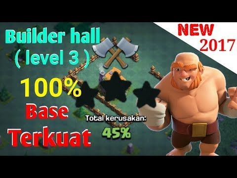 New 2017 | Base BH 3 Terkuat Dan Terbaik | Clash Of Clans Mp3