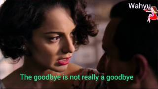 Alvida Toh Nahin [English]. Rangoon | Arijit Singh | Saif Ali Khan,Shahid Kapoor,Kangana R |T-series