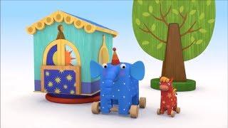 Woodventures compilation 🔺  Kind and cool KIDS show 🔻 Kedoo ToonsTV