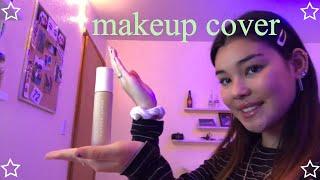 makeup ariana grande cover