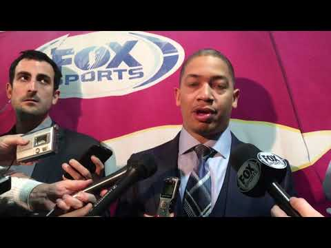 Tyronn Lue says Cavaliers are making great strides after poor start