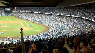 Take Me Out to the Ballgame Dodgers NLCS Gm 2