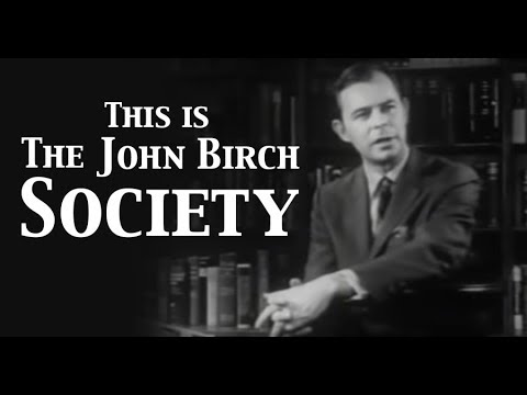 This is The John Birch Society