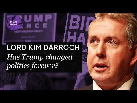 Has Trump changed politics forever? - Lord Kim Darroch (Channel 4 News)