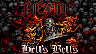 Gambar cover AC/DC – Hells Bells.