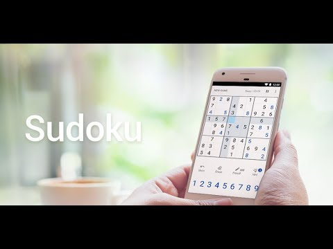 Vídeo do Sudoku - Classic Logic Puzzle Game