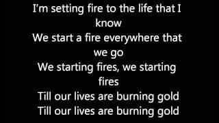 Burning Gold - Christina Perri