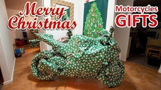 Motorcycles for Christmas