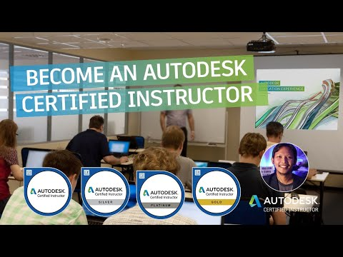 Become an Autodesk Certified Instructor! - YouTube