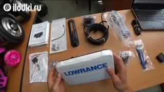 Эхолот lowrance 7 ti инструкция на русском