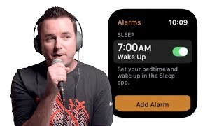 This Is The Official Apple Watch Sleep Tracking App (Leak)