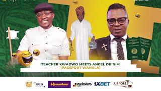 Obinim Ch@nting Passport for Teacher & Baba 🙌🏾😳