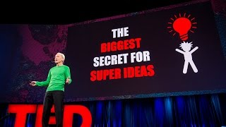 4 simple ways to have a great idea | Richard St John