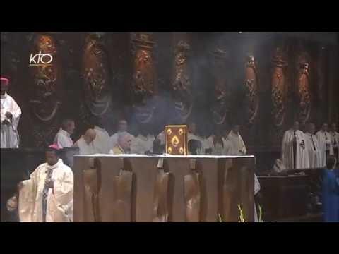 Messe solennelle de l'Assomption du 14 août 2016