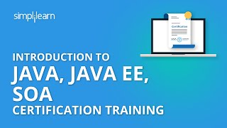 Java Certification Course | Online Java Training - Simplilearn
