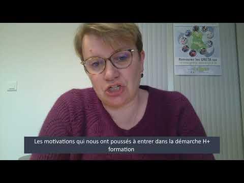 Video Témoignage du GRETA Nord Allier