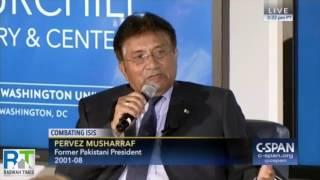 General Pervez Musharraf opens up about Ahmadiyya Muslims (Qadianis)