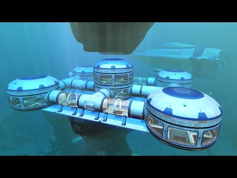 subnautica new submarine