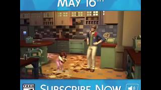 """טיזר קצר לתוספת המשחק """"Family Game Pack"""" + תאריך לטריילר מלא"""