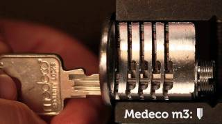 20 - Sidebars: How Medeco Locks Work