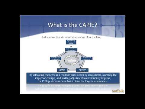 Intro to CAPIE