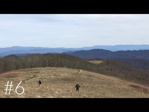 2019 Appalachian Trail Thru Hike Standing Bear Farm to Hot Springs, NC (Days 16 and 17)