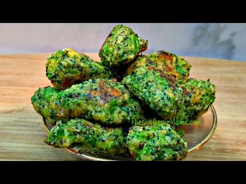 Video How to Make Healthy and Delicious Broccoli tots Low Carb Recipe