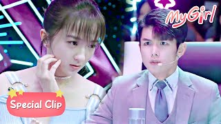 Everyone got shocked when she removed make up, only he decided to protect her ▶ My Girl Special Clip