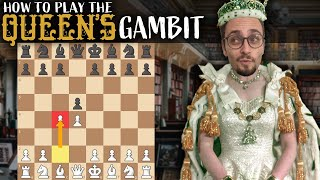 How to play the Queen's Gambit | 10-Minute Chess Openings