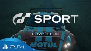 GT Sport | Competition: GT Sport Episode 3 | PS4