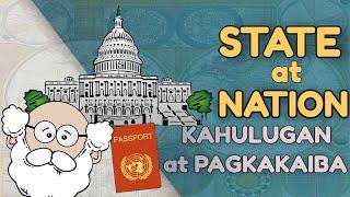 Grade 4 AP   Ano Ang State At Nation? : Kahulugan At Pagkakaiba Ng State And Nation   Ser Ian's Class