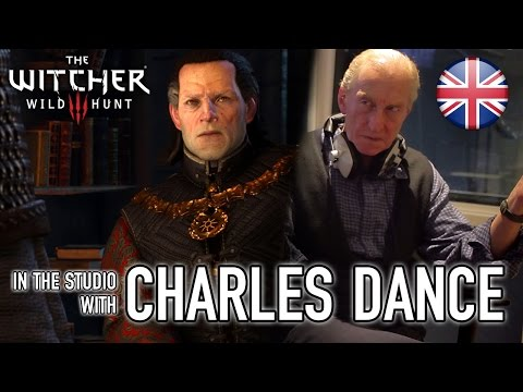 The Witcher 3 : Charles Dance prête sa voix