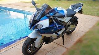 CONHEÇA MINHA NOVA MOTO: BMW S1000RR