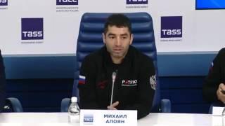 Михаил Алоян: У меня нет времени размениваться на слабых соперников