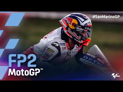 MotoGP 2021 第14戦サンマリノ FP2ハイライト動画
