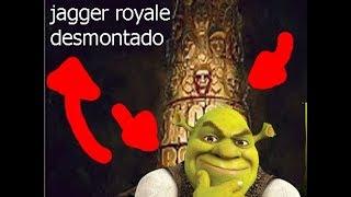 EXPLICANDO Jagger Royale | Shrek