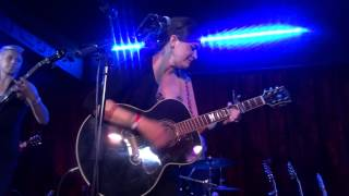 Angaleena Presley at the Borderline - Knocked Up