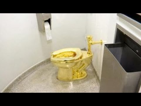 Museum offers Trump golden toilet but refused van Gogh's work: Report