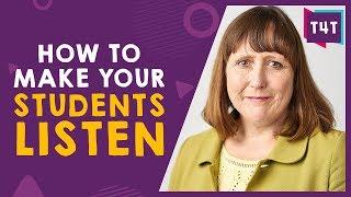 Classroom Management Strategies That Make Kids Listen