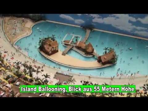 """Realistische Bewertung und Bilder: """"Südsee""""-Strand im Tropical Island (bei Berlin)!"""